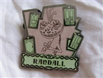 Disney Trading Pin 98113: WDW - 13 Reflections of Evil - Pixar Villains Gift Set - Randall Only