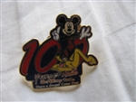 Disney Trading Pin 9850: WDW Flex 2002 - 100 Years of Magic (Mickey & Pluto)