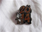 Disney Trading Pin 99570: 2014 Booster Set - Chip Only