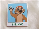 Disney Trading Pin  99789: Characters & Cameras Mystery Collection - Timon