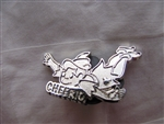 Disney Trading Pin 99901: WDW - 2014 Hidden Mickey Series - It's A Small World - Cherrio CHASER
