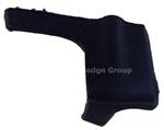 TOP SHELL  LOWER LT RUBBER