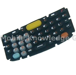 44 KEY KEYPAD RUBBER ONLY