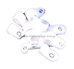 PLASTIC CABLE CLIPS FOR BOTTOM SHELL ( QTY 10)