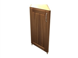 1 door 45 degree transition cabinet LEFT