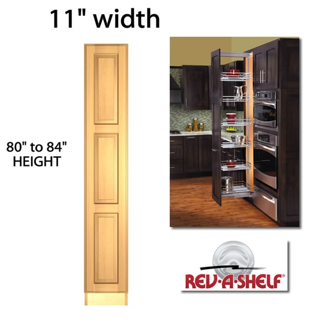 Pullout Pantry Cabinet 11 Quot Wide 5773 Series