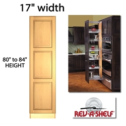80 To 84 Pullout Pantries