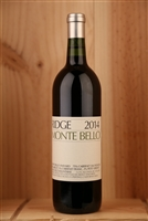 2014 Ridge Monte Bello, 750ml