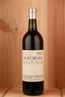 1997 Ridge Monte Bello, 750ml