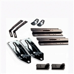 Happijac Frame Mount Tiedown Kit - FT-CG07: 07-10 Chev/GMC Silverado/Sierra (New Body Style) | 182904