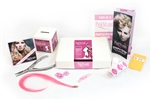 <b>PINK STRANDS</b> : Breast Cancer Awareness Fundraiser in a Box
