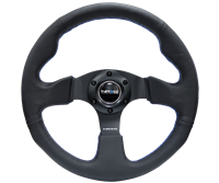 320mm Reinforced Leather Steering Wheel