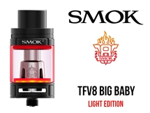 Smok TFV8 Big Baby Light Edition (Black)