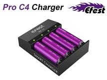 eFest Pro C4 - IMR Battery Charger