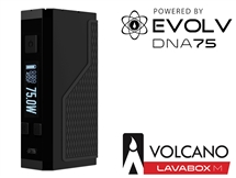 Volcano Lavabox M - 75W Evolv DNA Box MOD