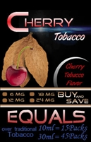 Cherry Tobacco Flavor Ecigcharleston.com