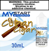Cuban Cigar Flavor