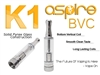Aspire K1 Glass - Glassomizer