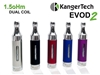Kanger EVOD 2 - Bottom Dual Coil 1.5ohm