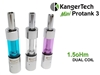 Kanger Mini Protank 3 - Bottom Dual Coil 1.5ohm