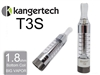 Kanger T3S Botton Coil 1.8 ohm Clear