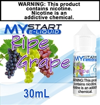 Ripe Grape Flavor