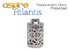 Aspire Atlantis Replacement Glass - Protected
