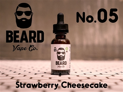 Beard Vape Co - No 05 (30mL)