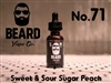 Beard Vape Co - No 71 (30mL)