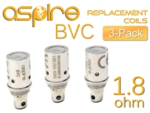 BVC Replacement Coils 3-Pack