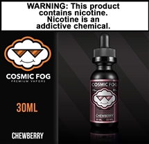 Cosmic Fog - Chewberry (30mL)