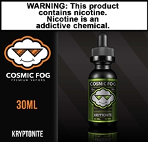 Cosmic Fog - Kryptonite (30mL)