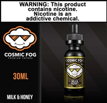 Cosmic Fog - Milk & Honey (30mL)