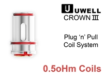 UWell Crown Coils - 0.5oHm