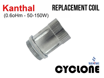 Sense Cyclone Replacement Coil - Kanthal - 0.6 oHm