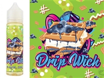 Marlin Steam - Drip Wich Blueberry (60mL)