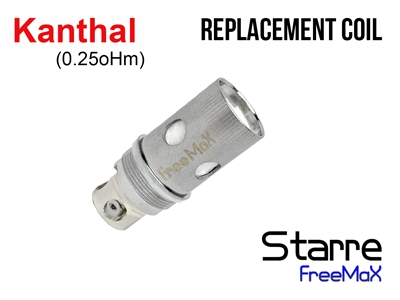 Freemax Starre Replacement Coil - 0.25 oHm