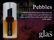Glas E-Liquid - Pebbles (15ml)