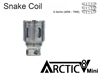 Horizon Arctic V8 Replacement Coil - Snake 0.3oHm