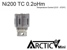 Horizon Arctic V8 Replacement Coil - Temp Control 0.2oHm - 1-Pack