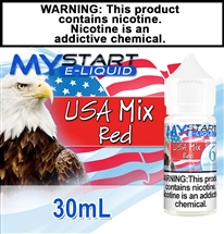 USA Mix Red
