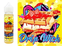 Marlin Steam - Drip Wich Strawberry (60mL)