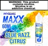 Mystart MAXX - Blue Razz Citrus (60mL)