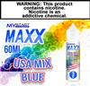 Mystart MAXX - USA Mix Blue (60mL)