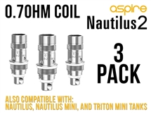 Aspire Nautilus 2 Replacement Coil