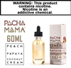 Pachamama - Peach Papaya Coconut Cream (60mL)