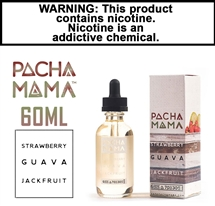 Pachamama - Strawberry Guava Jackfruit (60mL)