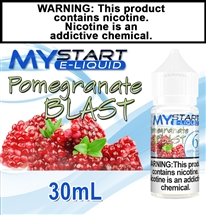 Pomegranate Flavor E-Liquid