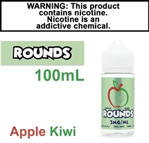 Rounds - Apple Kiwi (100mL)