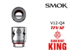 Smok TFV12 Cloud Beast KING Coils - V12Q4